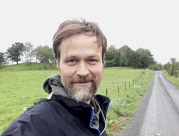 Jim Nilsson Projektledare för Base Camp Skåne