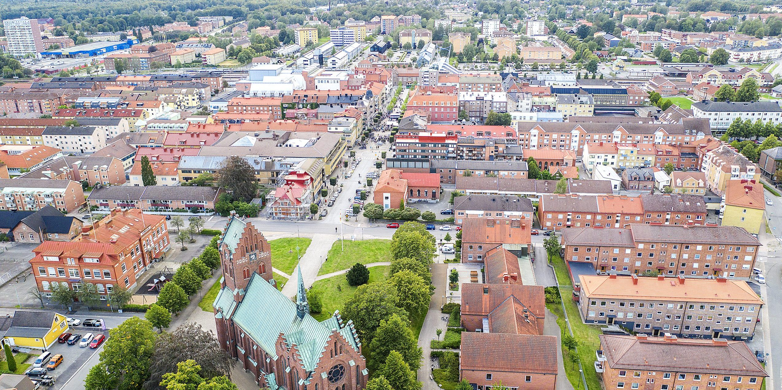 HUS, Hässleholms utveckling via samverkansmodell